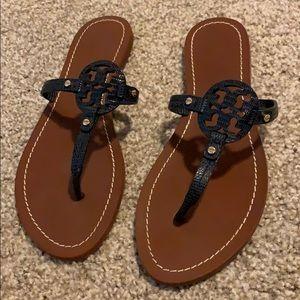 Tory Burch small Miller sandals